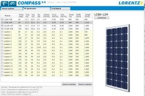 Spesifikasi Solar Cell yang digunakan